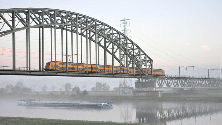 'Dienstregeling treinen kan efficiënter'