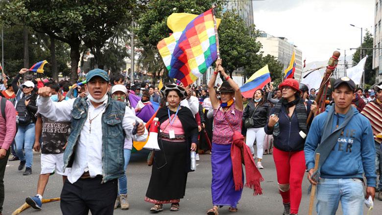 Overheid waarschuwt voor vakantie naar Ecuador