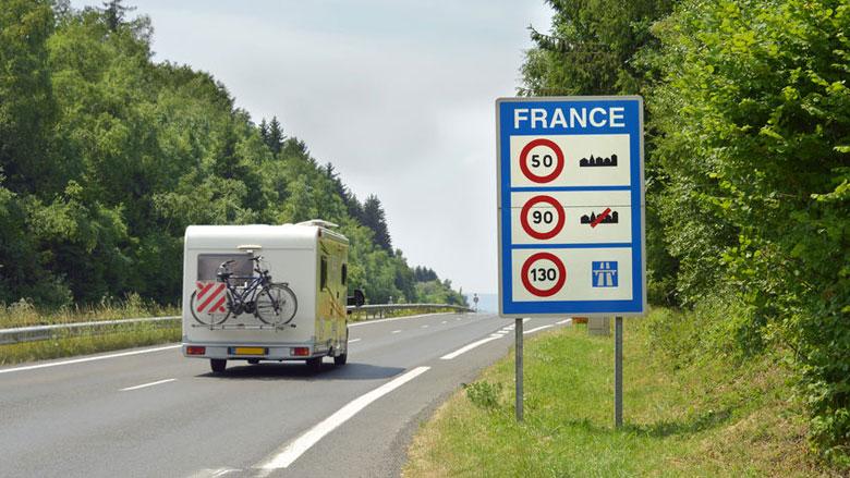 Veel Nederlanders raken rijbewijs kwijt in Frankrijk
