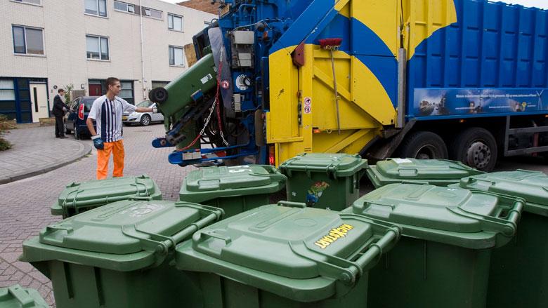 Rotterdam wil afvalproductie halveren