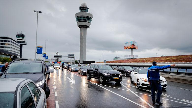 Schiphol: als je nog komt, check dan de actuele reisinformatie