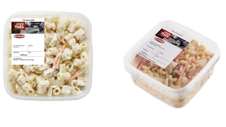 Supermarktketen Jan Linders roept salades terug om sulfiet
