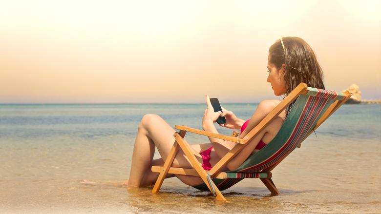 Geen wifi op vakantie? 29% vindt dat vervelend