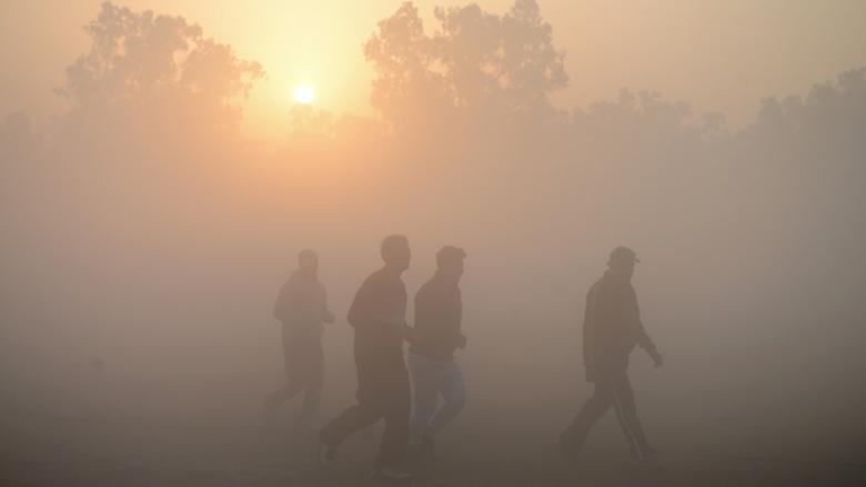 RIVM waarschuwt voor slechte luchtkwaliteit door smog