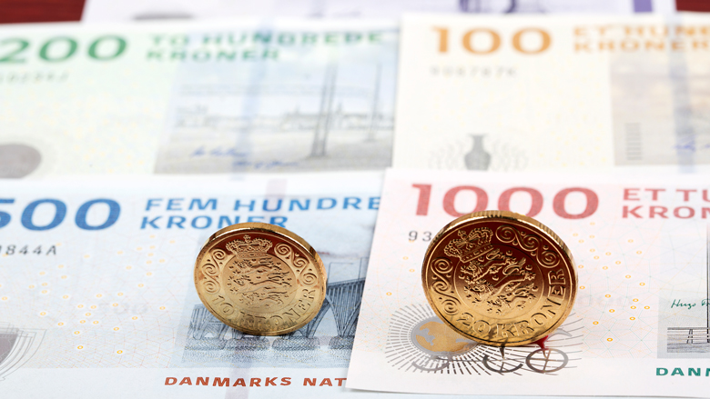 Deense Jyske Bank gaat negatieve spaarrente hanteren voor rijke spaarders