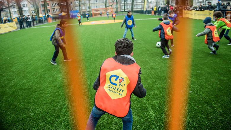 'Nog steeds risico op blootstelling landbouwgif sportvelden'