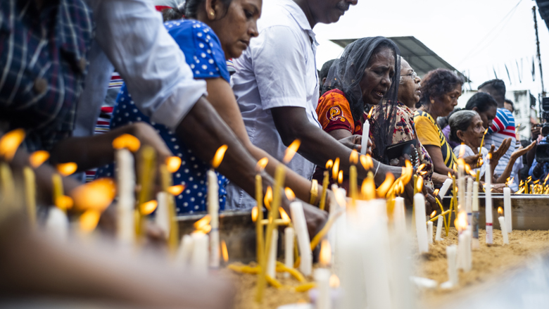 Reisadvies Sri Lanka naar 'geel'