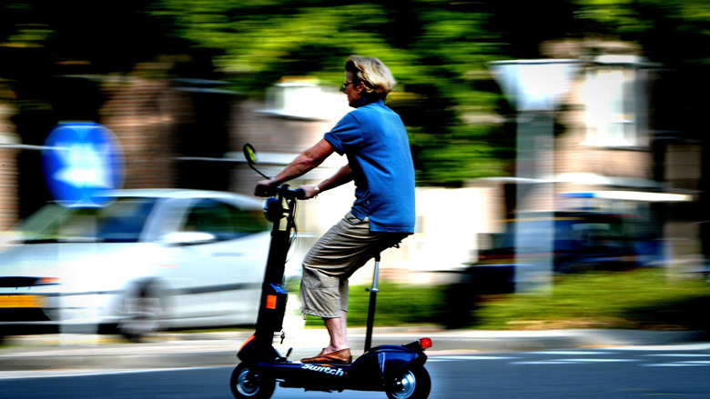 'Gebruikers elektrische steps en skateboards riskeren hoge boete'