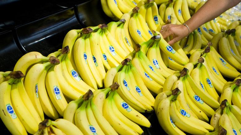 Wat betekenen de stickers op fruit en groenten?