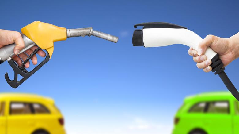 'Belastingvoordelen en subsidies voor elektrisch rijden'
