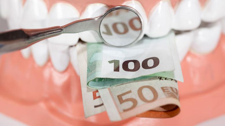 Vergoeding tandartskosten na behandeling tegen kanker
