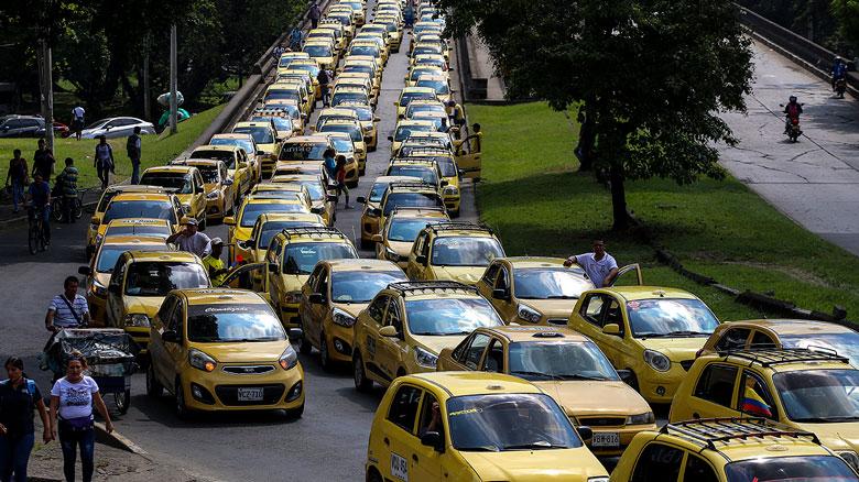 Wat is jouw ervaring met het taxivervoer in een ander land?