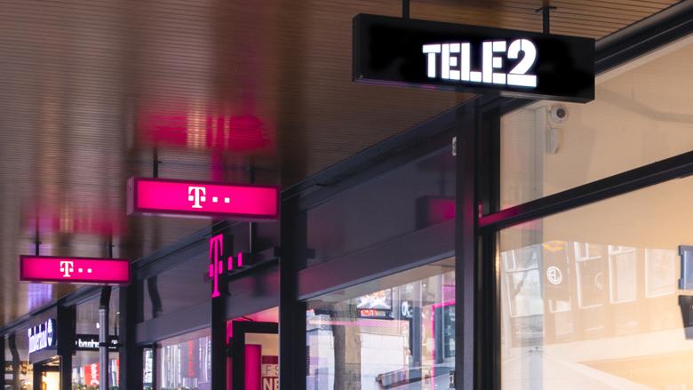 Fusie T-Mobile en Tele2 rond
