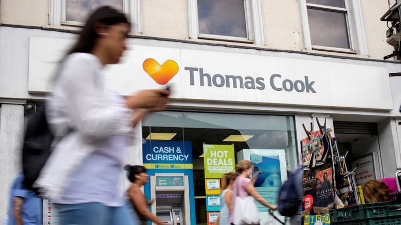 Thomas Cook: hoe worden gedupeerde reizigers gecompenseerd