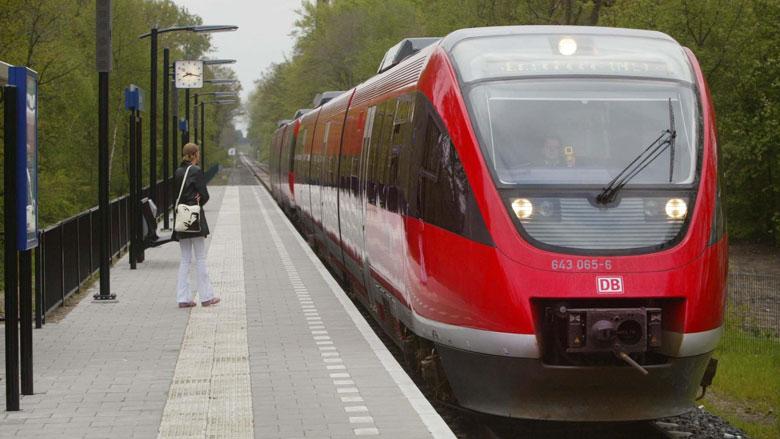 'Treinreis naar Berlijn moet sneller kunnen'