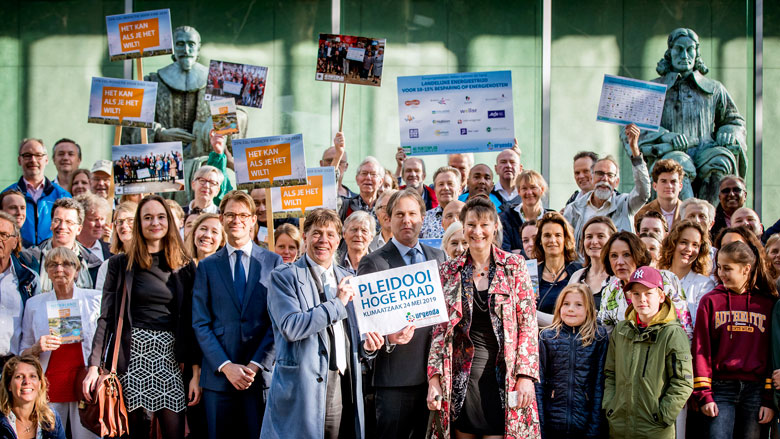 Urgenda bij Hoge Raad: Nederland zit nu pas op 14,5% minder CO2-uitstoot