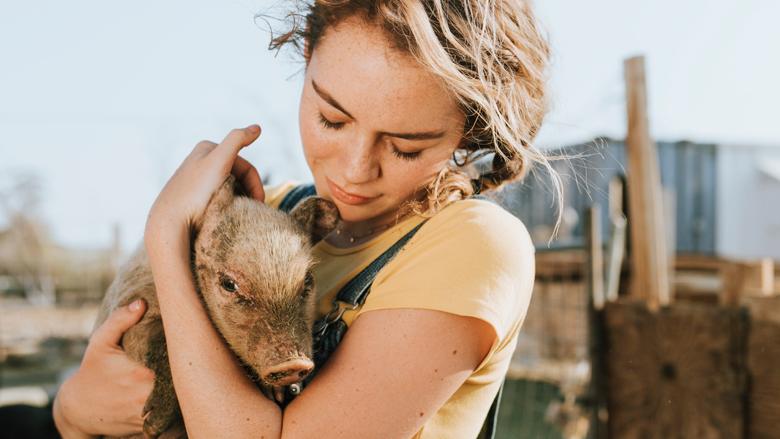 Lezerscolumn: Vegetariër zijn heeft (bijna) alleen maar voordelen