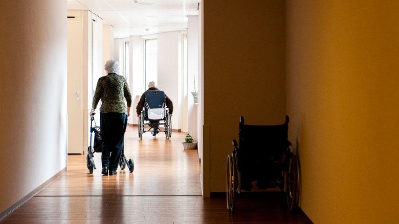 Wachtlijsten voor verpleeghuizen met meer dan de helft gegroeid