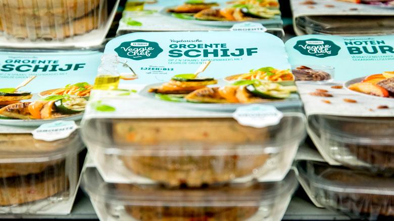 Wakker Dier: steeds vaker vega-aanbiedingen in de supermarkt