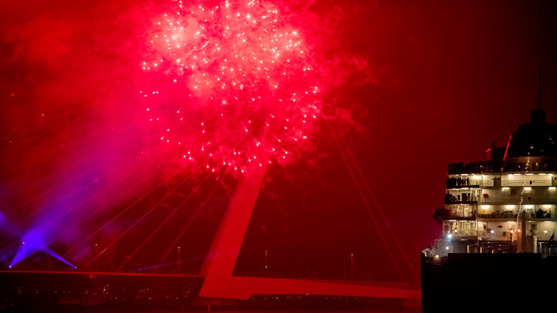 Meerderheid Rotterdamse gemeenteraad wil vuurwerkverbod