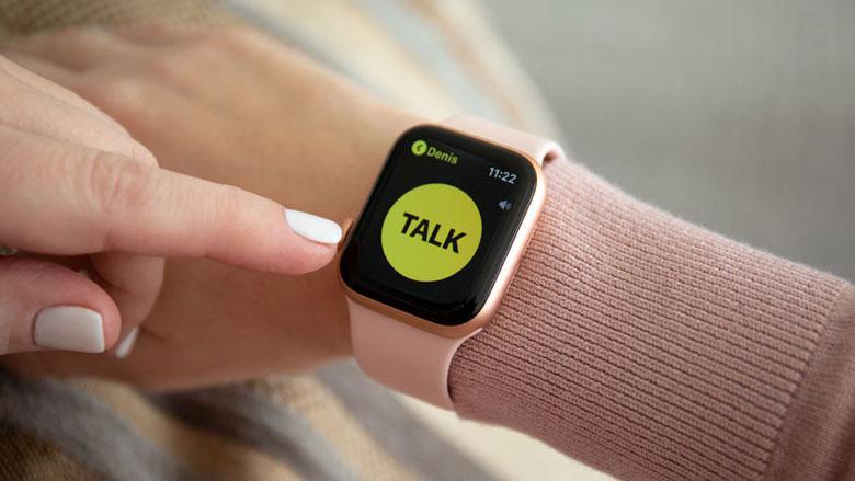 Walkietalkie-app weer beschikbaar in App Store na uitbrengen update watchOS