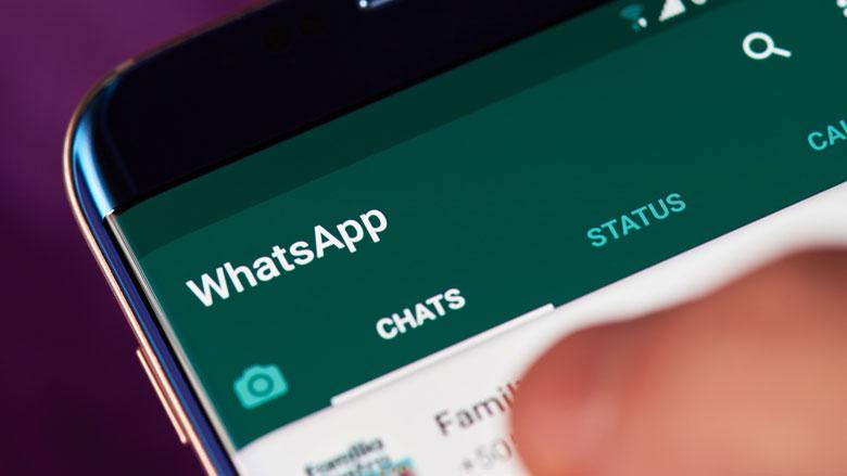 Mogelijkheid tot weigeren groepsgesprek WhatsApp