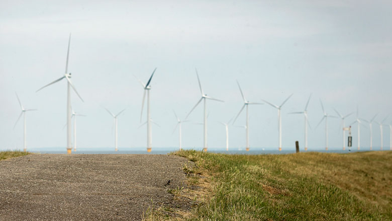 Nederland loopt achter met duurzame energie