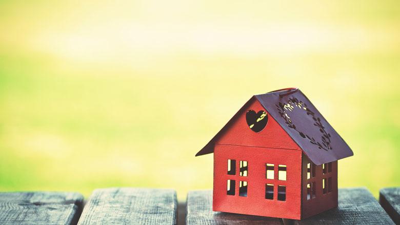 Minder mensen positief over woning