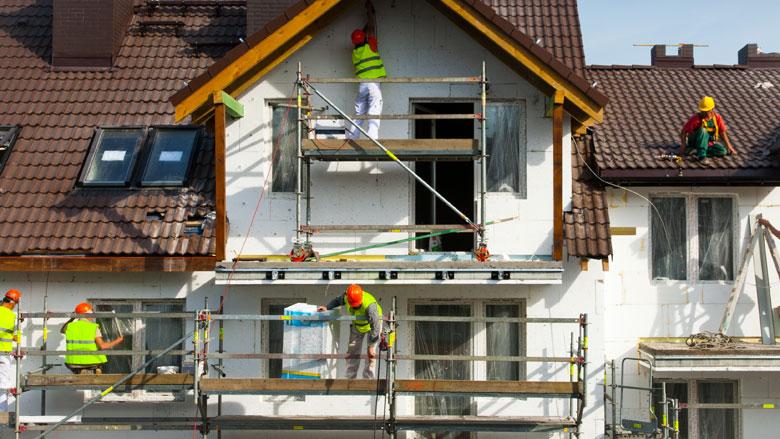 'Constructie van sociale huurwoningen steeds lastiger'