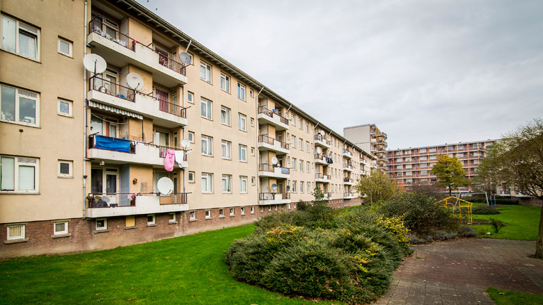 'Leefbaarheid in wijken met veel sociale huur gaat achteruit'