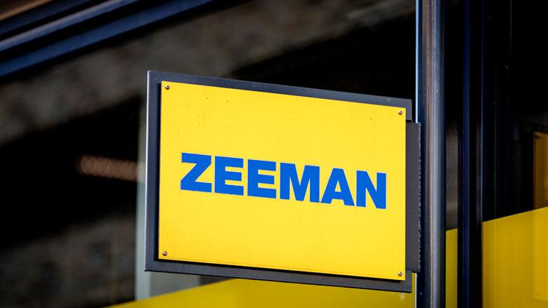 Zeeman sluit komende jaren naar verwachting tientallen winkels