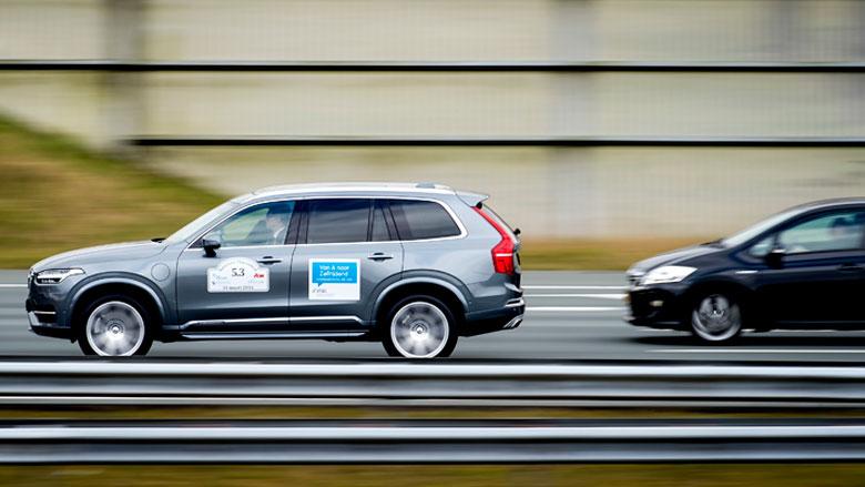Nederland goed voorbereid op zelfrijdende auto's