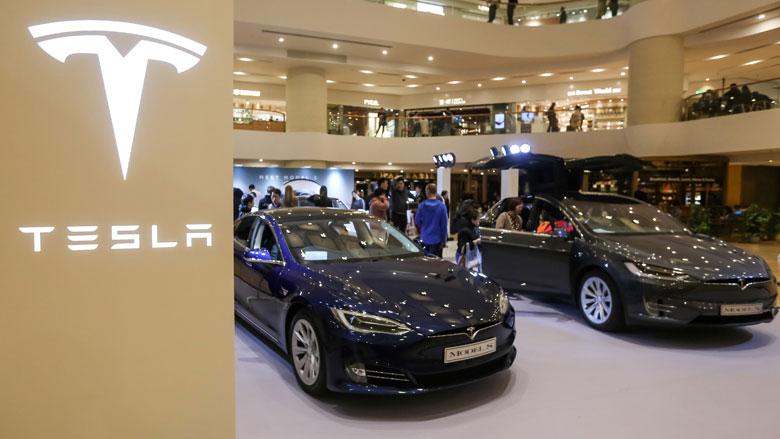 'Volgend jaar rijden in zelfrijdende Tesla's'