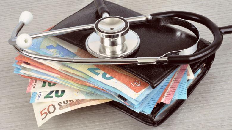 Zorgpremie wordt per maand ruim drie euro duurder