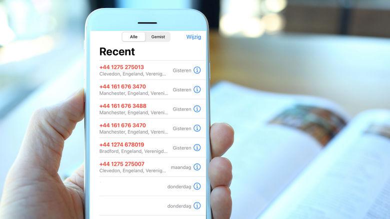 Pas op voor 'storende' en 'gevaarlijke' +44-telefoontjes! Dit moet je weten