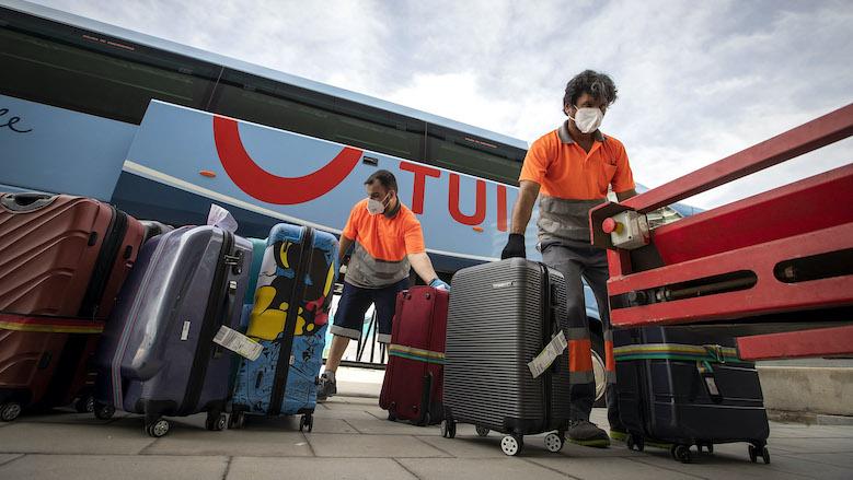 TUI vliegt niet meer naar Spaanse eilanden
