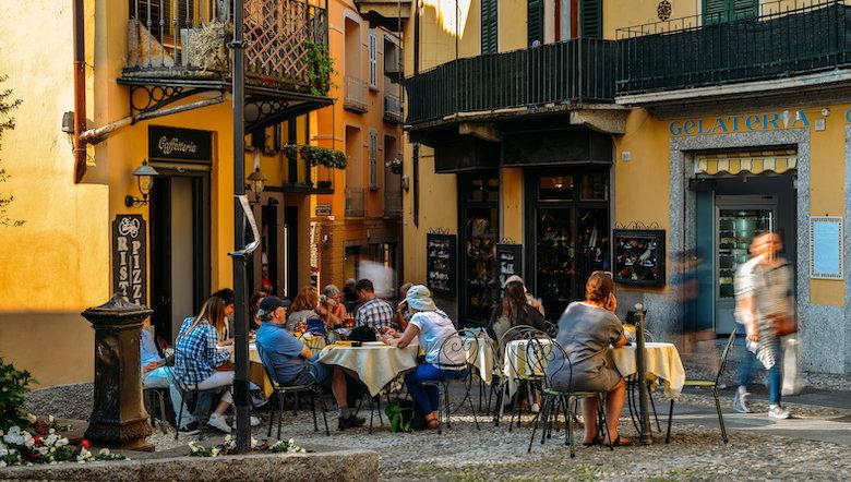 Italië voert binnenkort coronapas in voor restaurants en bars