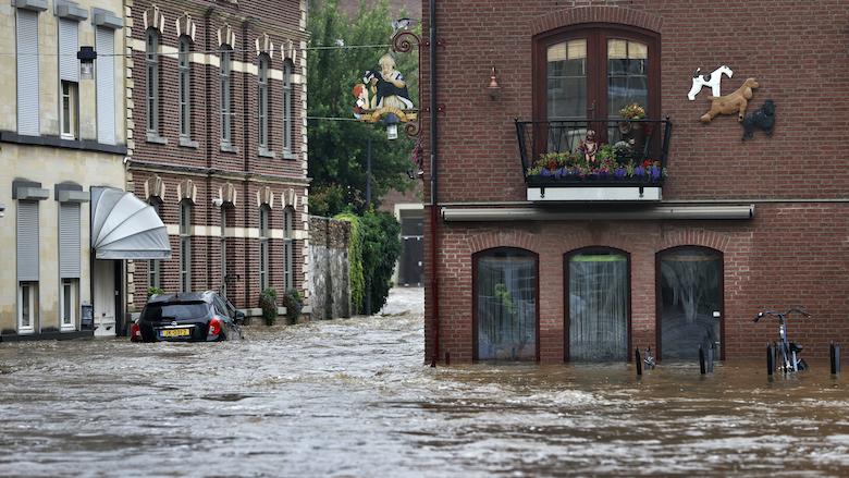 Schade door overstroming: ben je verzekerd en wat kun je nú doen?