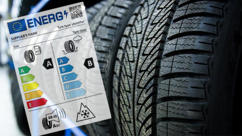 Nieuw label voor autobanden, dit moet je weten
