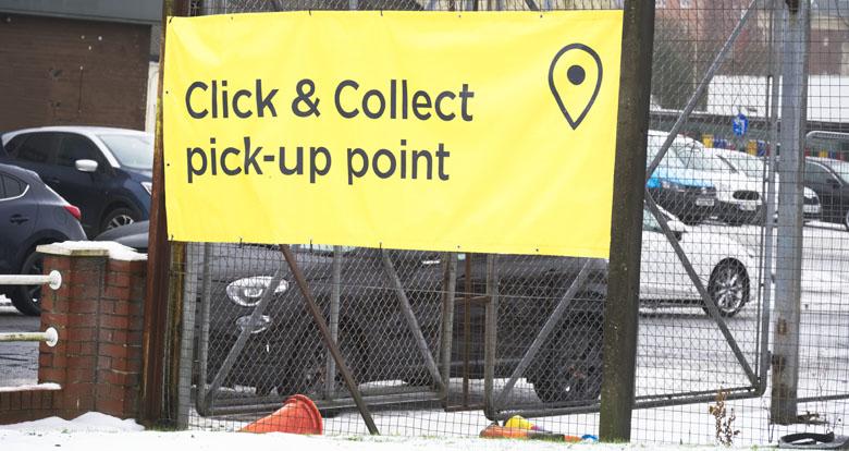 Winkelen via click & collect: een blijvertje?