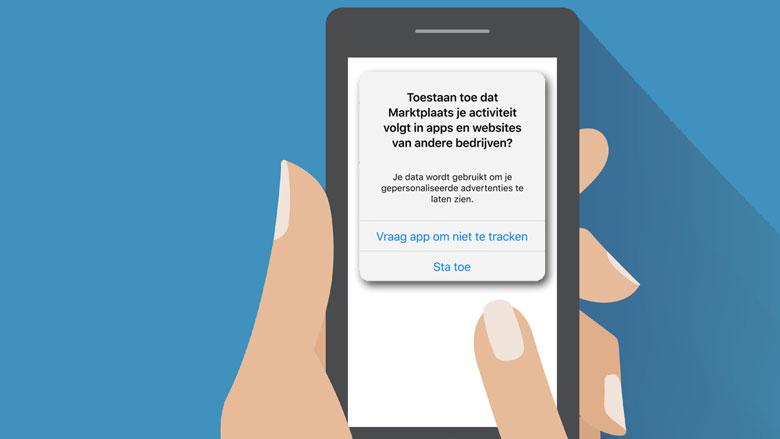 Update iOS 14.5 voor iPhone en iOS iPad: ingrijpende verandering voor apps