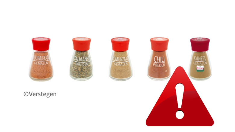 Pas op: Teruggeroepen gevaarlijke kruidenpotjes alsnog verkocht