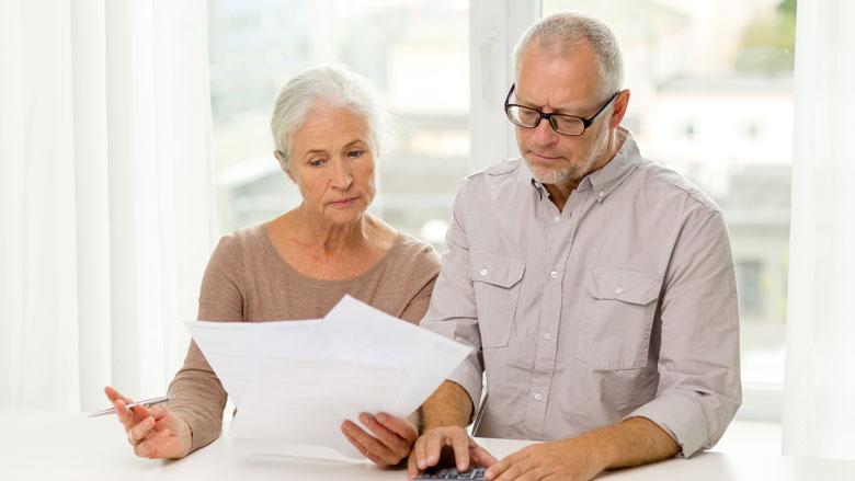 'Pensioenen grote fondsen waarschijnlijk niet verlaagd'