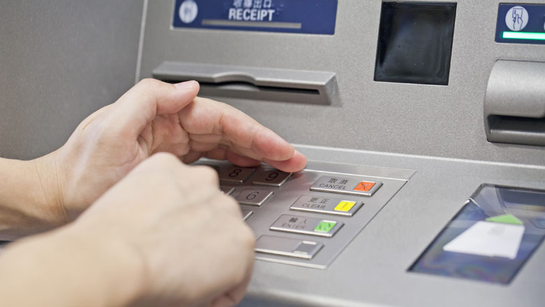 Steeds minder geldautomaten: 'Te weinig', vindt twee derde