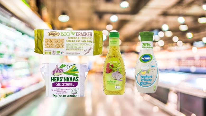 Crackers, dressings en andere producten teruggeroepen wegens te veel ethyleenoxide