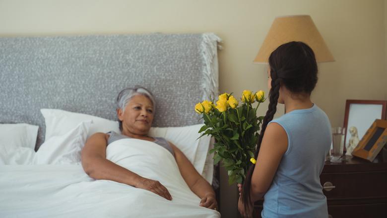 Iemand met kanker steunen: 'Stuur vandaag nog een kaartje'