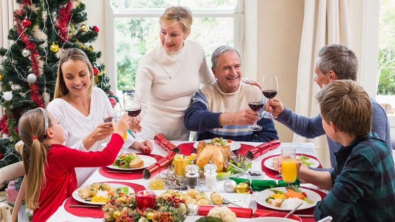 5 tips voor een gezonde kerst
