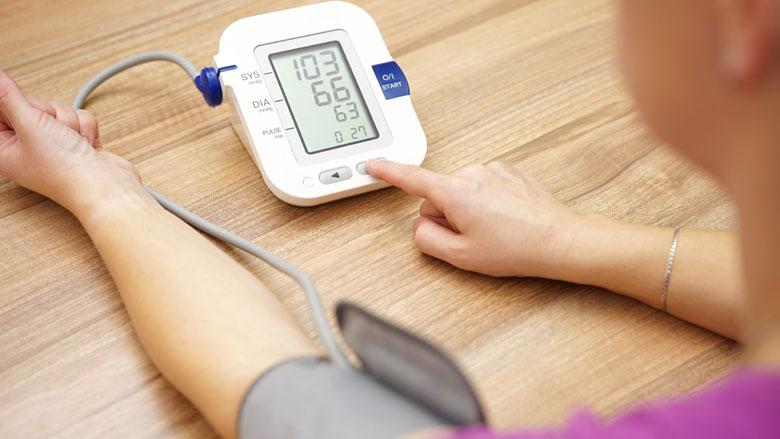 Hoe weet je of je een hoge bloeddruk hebt?