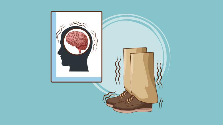 Gineke wil meer bekendheid voor zeldzame aandoening: de orthostatische tremor